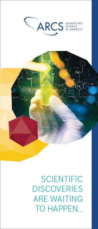 ARCS Donor Brochure design