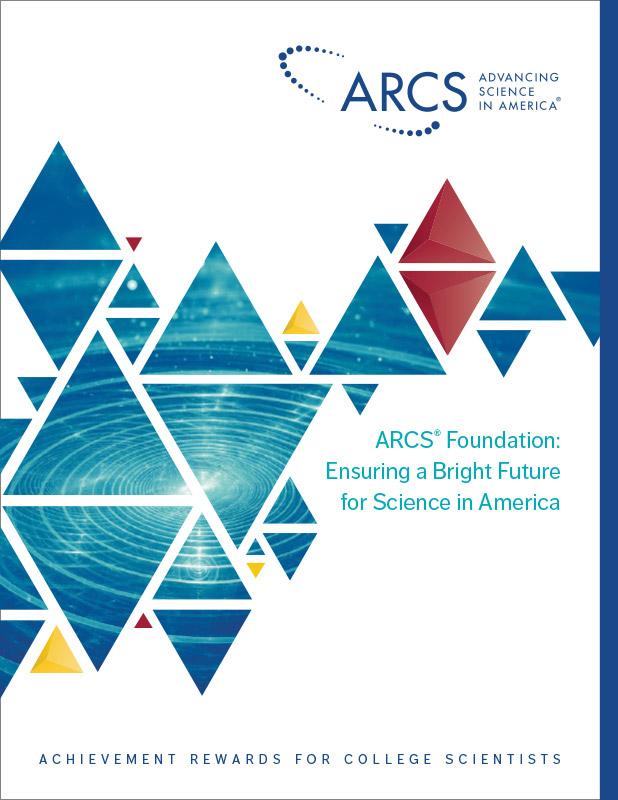 ARCS Intro Brochure design