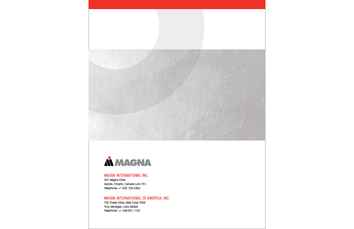Magna Decostar 2017 Benefits Guide