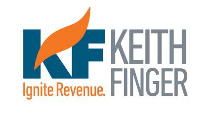 Keith Finger logo design