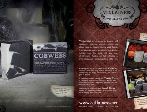 Villainess Advertising