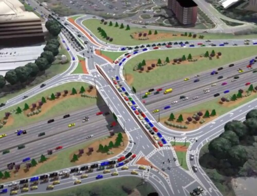 Ashford Dunwoody Interchange Visualization