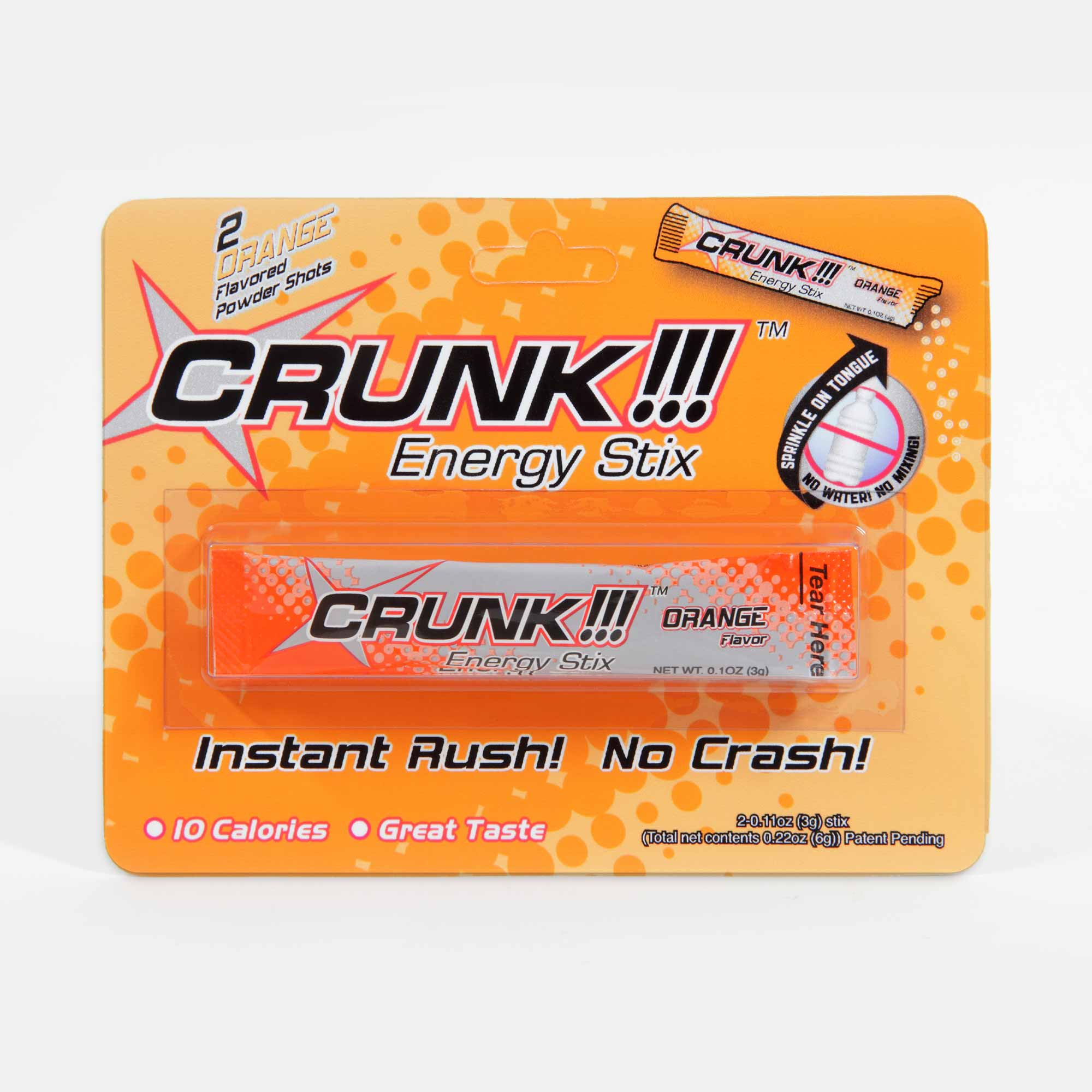 Crunk product photography